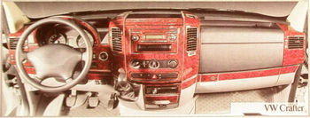 Декор VW Crafter 2
