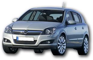 Opel Astra C